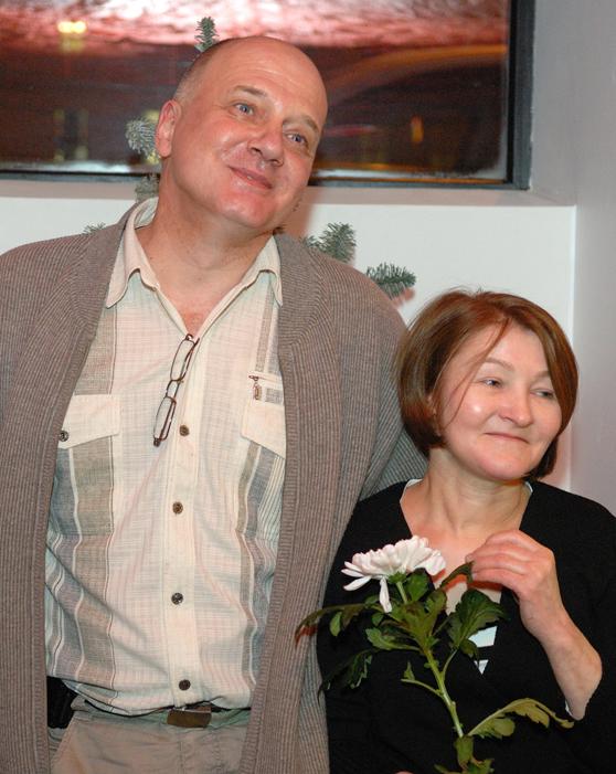 Владимир Маковецкий и Лаврищева Елена