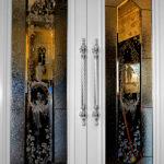 Двери в кухню
