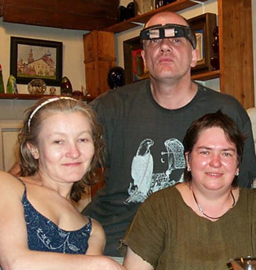 Елена Лаврищева, Владимир Маковецкий и Наталья Воликова